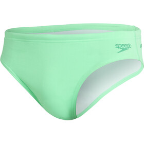 speedo Essentials Endurance+ Costume 7cm Uomo, green glow